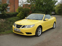 2008 SAAB 9-3 1.9 TTiD (180ps) VECTOR SPORT - FULL SAAB HISTORY - ONE P/OWNER -