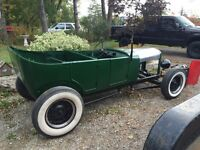 1927 model t touring traditional hot rod