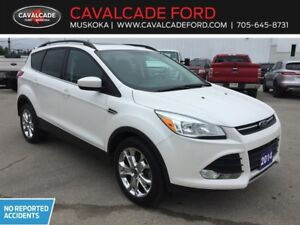 2014 Ford Escape SE AWD leather, roof, nav, trailer tow pkg!!