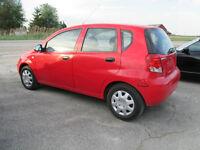 2008 Suzuki Swift Sedan