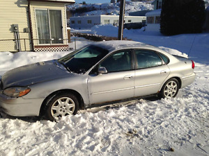 CERTIFIED 2006 Ford Taurus EVERYTHING WORKS!