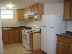 FULLY FURNISHED BASEMENT SUITE - available June 12th - Sept 1
