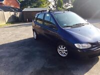 LHD renault scenic