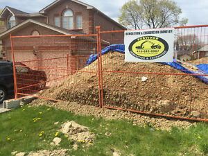 Temporary Fence Rentals - Construction Sites - 4168304847