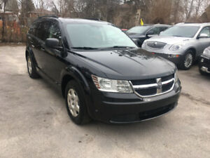 2010 Dodge Journey  7PASSENGER /NO ACCIDENT/CERTIFIED/WARANTY IN