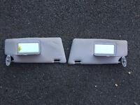 Ford Focus MK1 Sun Visors
