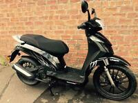 NEW Euro4 Lexmoto Urban 125 learner legal own this bike for only £12.74 a week