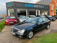 2009 09 Mercedes-Benz E220 2.1CDI auto CDI Avantgarde * Stunning PX & Finance *