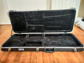 Electric guitar hardcase