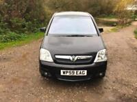 Vauxhall/Opel Meriva 1.6i 16v 2010MY Active Plus only 14400 miles from new