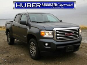 2016 GMC Canyon 4X4/ V6/ Factory Tow
