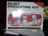 DIY RUSTPROOFING KIT