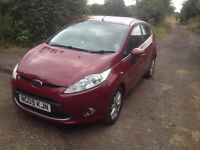 L@@k 2009 FORD FIESTA 1.3L ZETEC NEW SHAPE