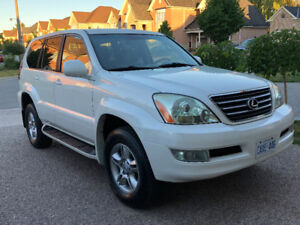 Lexus GX470 for sale! Well maintained and very clean!