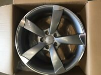 "Brand new 18"" Alloy wheels Audi ."