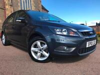 *12 MTHS WARRANTY*2010(10)FORD FOCUS 1.6 ZETEC 5DR WITH 84,000 MILES*