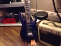 Crazy great deal!! Guitar, amp and pedal