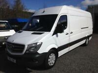 Mercedes-Benz Sprinter lwb new model 313CDI 63 reg