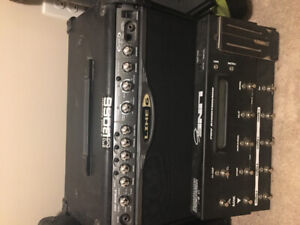 Line 6 solid state guitar amplifier