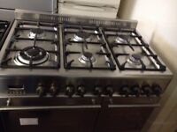 Kenwood 90cm cooker