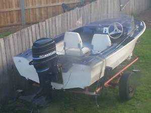 Little boat sell or swap for outboard Hobart CBD Hobart City Preview