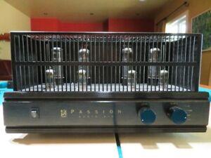 Amplificateur a lampe   (Passion)