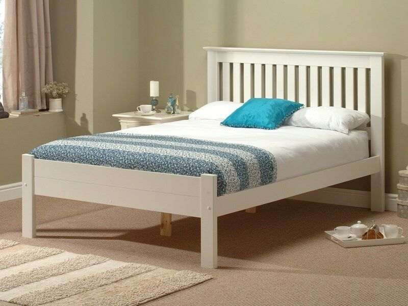 Three Quarter Double Bed Small Double In Sale