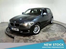 2013 BMW 1 SERIES 116d EfficientDynamics 5dr
