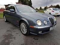 2004 Jaguar S-Type 4.2 V8 SE 4dr