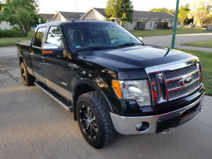 2012 Ford F150 lariat. Ecoboost