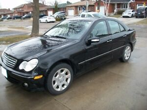 2006 Mercedes Benz C280 4matic Elegance