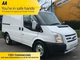 2012/ 62 Ford Transit 125ps T330S 4x4 AWD [ Mobile Workshop ] Low Roof van