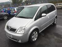 2003 Vauxhall Meriva 1.6 i 16v Design 5dr