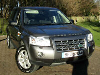 Land Rover Freelander 2 2.2Td4 GS**DIESEL 4X4**BULLET PROOF BMW ENGINE**158BHP**