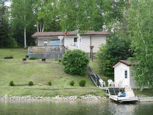 NEW PRICE!!!   COTTAGE ON BARBER'S BAY - Road Access
