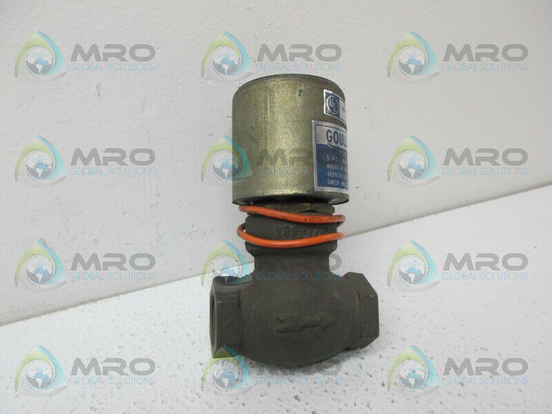 GOULD 675A SOLENOID VALVE *USED*