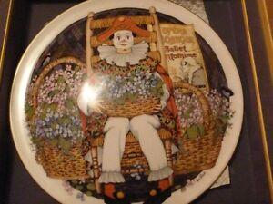 Clown Plate Royal Doulton