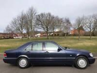 MERCEDES-BENZ S CLASS S 320 3.2 AUTO (1998) CLASSIC W140 SHAPE