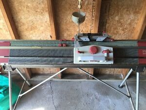 Commercial type Knitting Machine