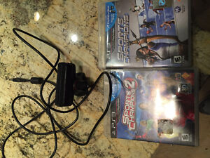 PlayStation Move Set. 3 Controllers.