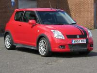 2007/57 Suzuki Swift Attitude 1.3, 12 months mot, HPI Clear, only 88000 miles