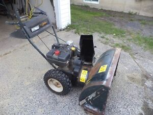 YardWorks Snowblower10.5 hp /29inch