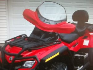 ATV DELUXE FAIRING fits BRP CAN AM MODELS