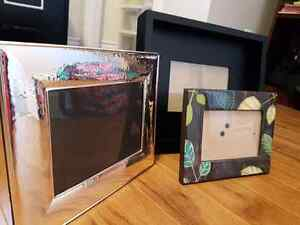 Photo frames (excellent condition)