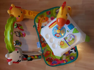 $40 for both Fisher price toys