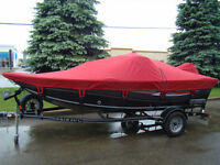 Custom Fit Overnight/Travel Boat Covers