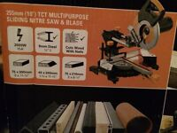 Brand new in box mitre saw
