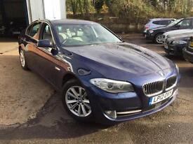 2012 BMW 5 Series 2.0 520d SE 4dr