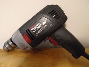SEARS REVERISABLE HAMMER DRILL