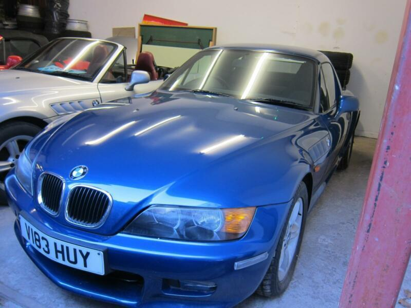 Bmw Z3 2 0 Roadster With Factory Fitted Hardtop Now Sold